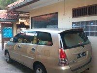 Jual Toyota Kijang Innova 2004 Automatic