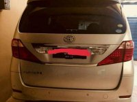 Butuh uang jual cepat Toyota Alphard 2014