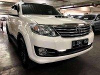 Toyota Fortuner 2013 bebas kecelakaan