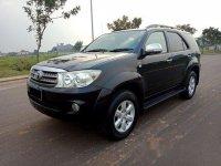 Jual Toyota Fortuner 2009 harga baik