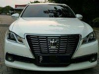Toyota Crown 2013 bebas kecelakaan