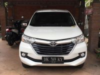 Jual Toyota Avanza 2016 Manual