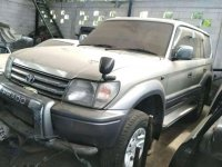Butuh uang jual cepat Toyota Land Cruiser Prado 1990