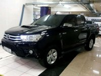 Jual Toyota Hilux 2017 Manual