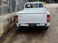 Toyota Hilux 2012 bebas kecelakaan