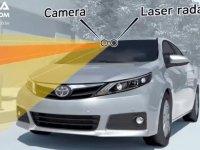 Mengenal Fitur Toyota Dengan Teknologi Canggih Untuk Hindari Tabrak Pejalan Kaki Di Malam Hari