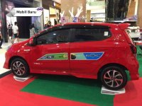 Jual Toyota Agya 2018, KM Rendah