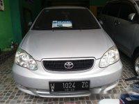 Toyota Corolla Altis 2002 dijual cepat