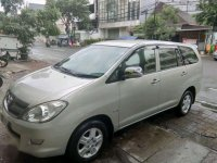Jual Toyota Kijang Innova 2008 Manual