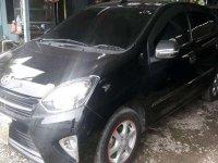 Jual Toyota Agya 2014, KM Rendah
