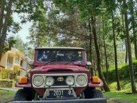 Toyota Hardtop 1980 dijual cepat