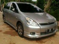 Toyota Wish 1.8 MPV bebas kecelakaan