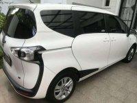 Jual Toyota Sienta 2016 Automatic