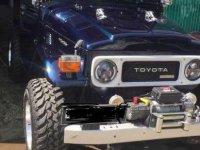 Toyota Hardtop 1982 bebas kecelakaan