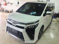 Toyota Voxy 2017 bebas kecelakaan