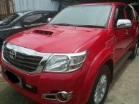 Jual Toyota Hilux 2014 Automatic
