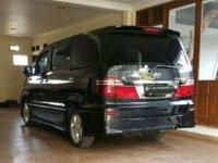 Jual Toyota Alphard 2005, KM Rendah