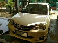 Toyota Etios 2016 bebas kecelakaan