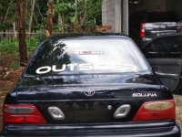 Toyota Soluna 2003 bebas kecelakaan