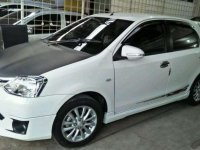 Jual Toyota Etios 2014 harga baik