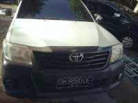 Jual Toyota Hilux 2012 Manual