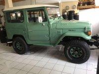 Toyota Hardtop 1979 dijual cepat