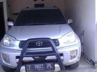 Toyota RAV4 2001 dijual cepat