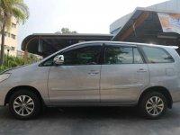 Jual Toyota Kijang Innova 2015 Manual