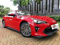 Butuh uang jual cepat Toyota 86 2018