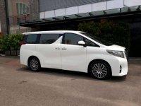 Toyota Alphard Q bebas kecelakaan