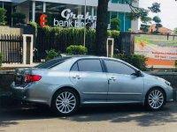Toyota Corolla Altis  bebas kecelakaan