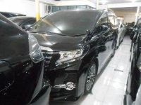 Toyota Alphard 2016 dijual cepat
