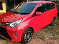 Jual Toyota Calya 2017, KM Rendah