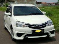 Jual Toyota Etios 2016, KM Rendah
