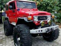Butuh uang jual cepat Toyota Land Cruiser 1979