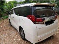 Jual Toyota Alphard 2017, KM Rendah