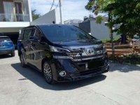 Toyota Alphard 2015 bebas kecelakaan