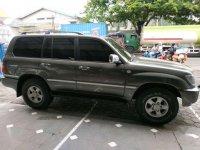Toyota Land Cruiser 2000 bebas kecelakaan