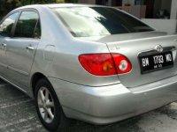 Toyota Corolla Altis 2002 bebas kecelakaan