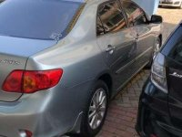 Toyota Corolla Altis 2010 bebas kecelakaan