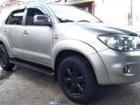 Jual Toyota Fortuner 2010, KM Rendah