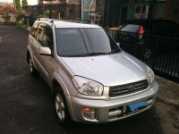 Butuh uang jual cepat Toyota RAV4 2002