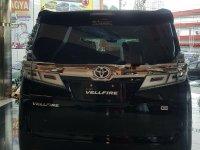 Butuh uang jual cepat Toyota Vellfire 2019