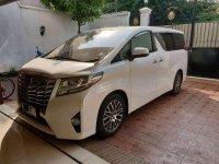 Jual Toyota Alphard 2016 Automatic