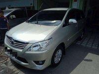 Jual Toyota Kijang Innova 2011 harga baik