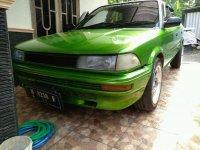 Butuh uang jual cepat Toyota Corolla 1987