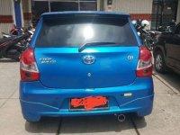 Toyota Etios Valco G bebas kecelakaan