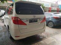 Jual Toyota Alphard 2012 Automatic