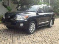 Toyota Land Cruiser 2012 bebas kecelakaan
