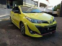 Jual Toyota Yaris 2018, KM Rendah